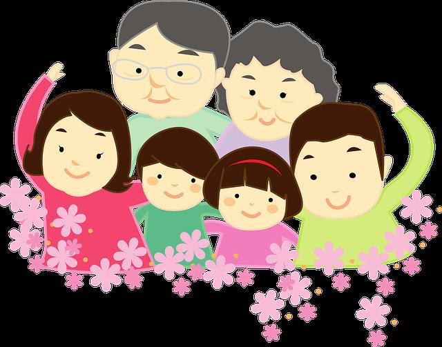 マイハウスルール(家族の中の決まり事)